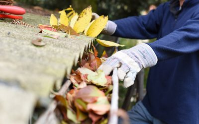 Gutter Cleaning For Leaky Roofs